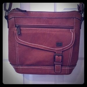 BOC Amherst Crossbody Saddle Bag